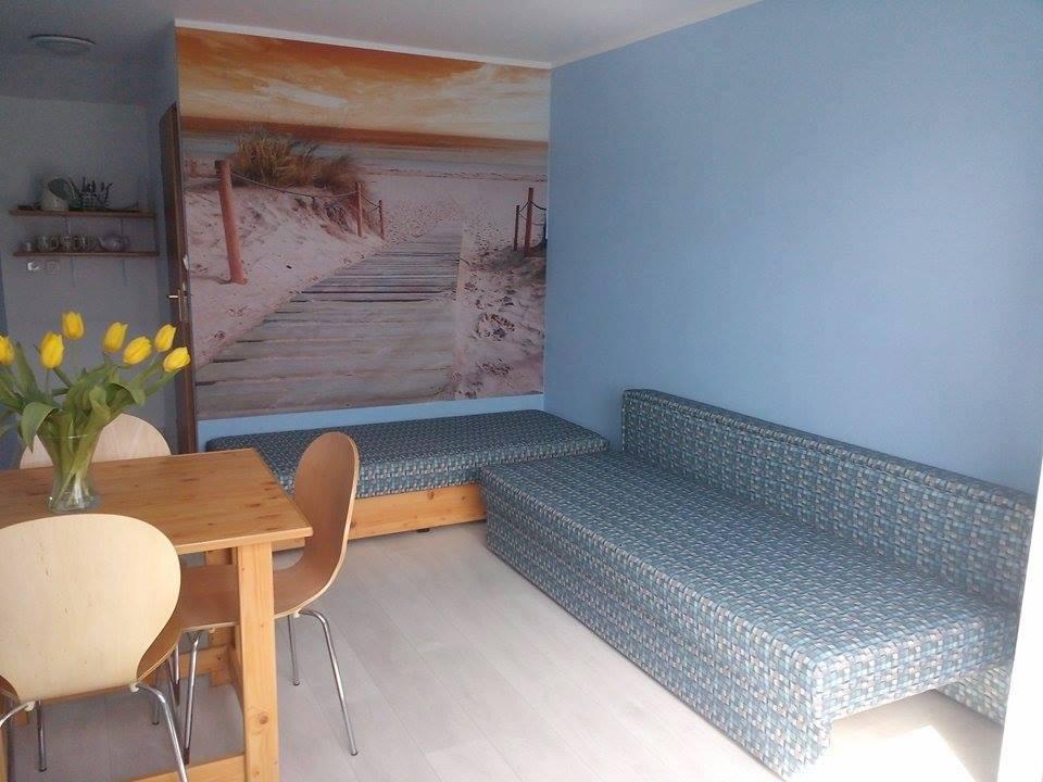 Pokoje gościnne nad morzem Grzybowo